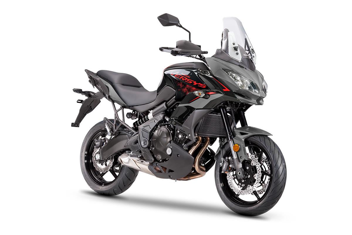 Precios de Kawasaki Versys 650 Comfort