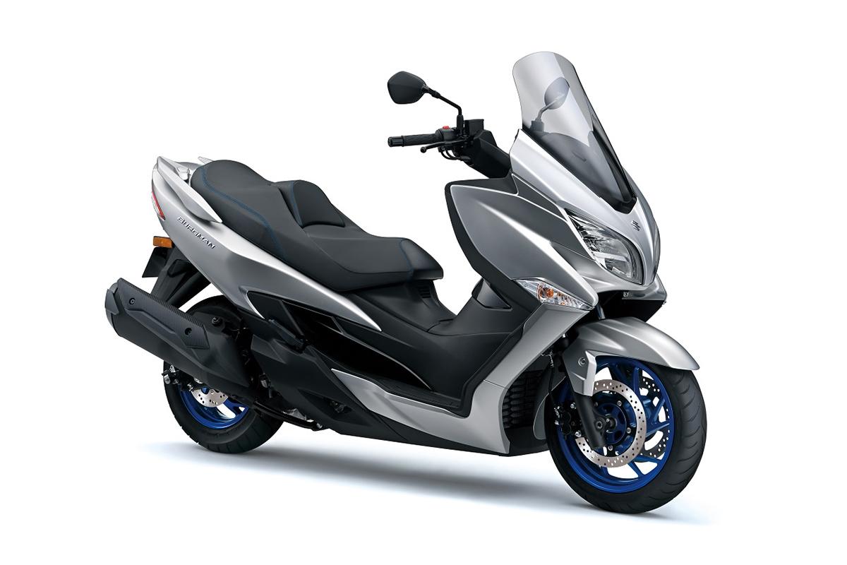 Precios de Suzuki Burgman 400 2021