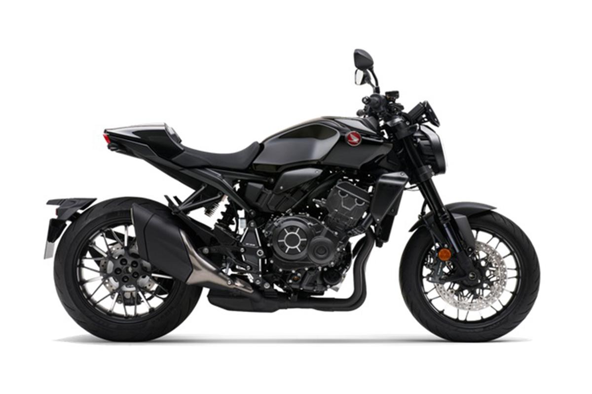 Honda CB1000 R Black Edition