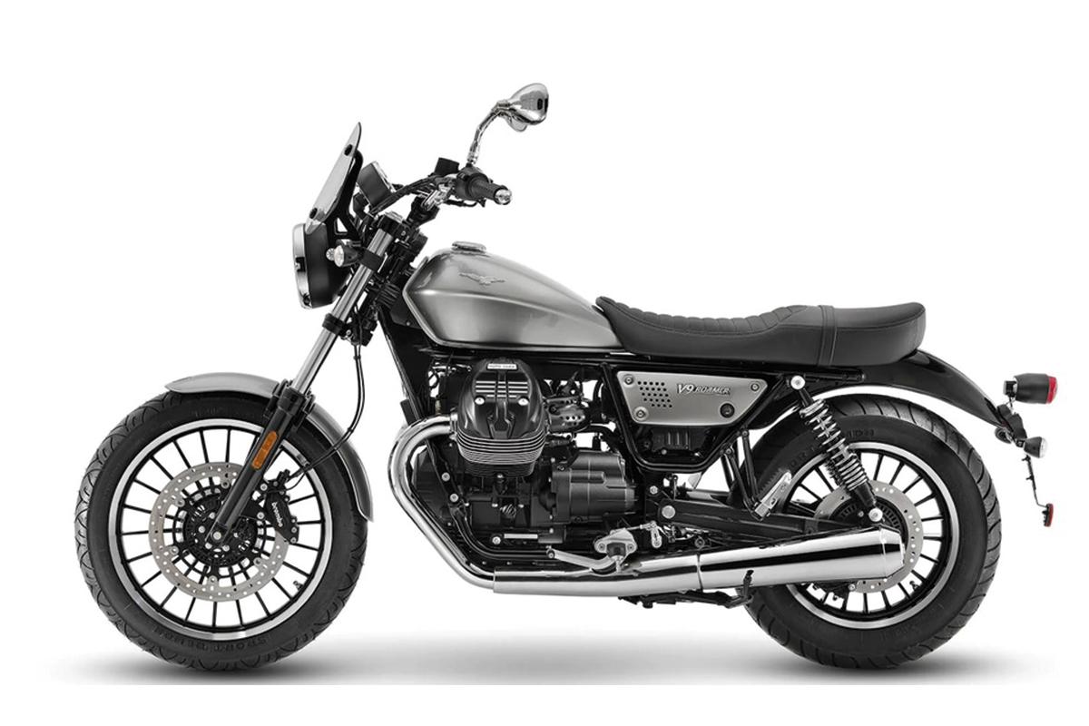 Precios de Moto Guzzi V9 Roamer 2021