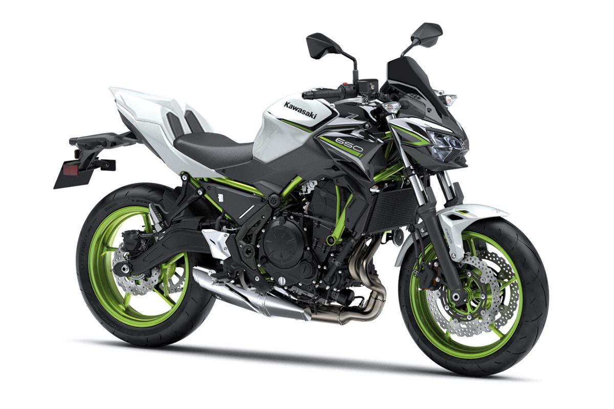 Precios de Kawasaki Z650 Sport