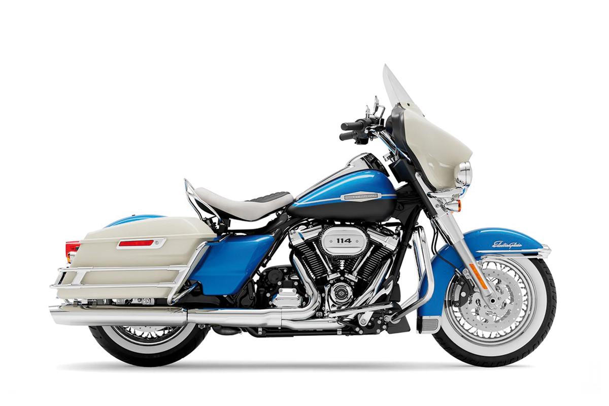 Precios de Harley-Davidson Electra Glide Revival