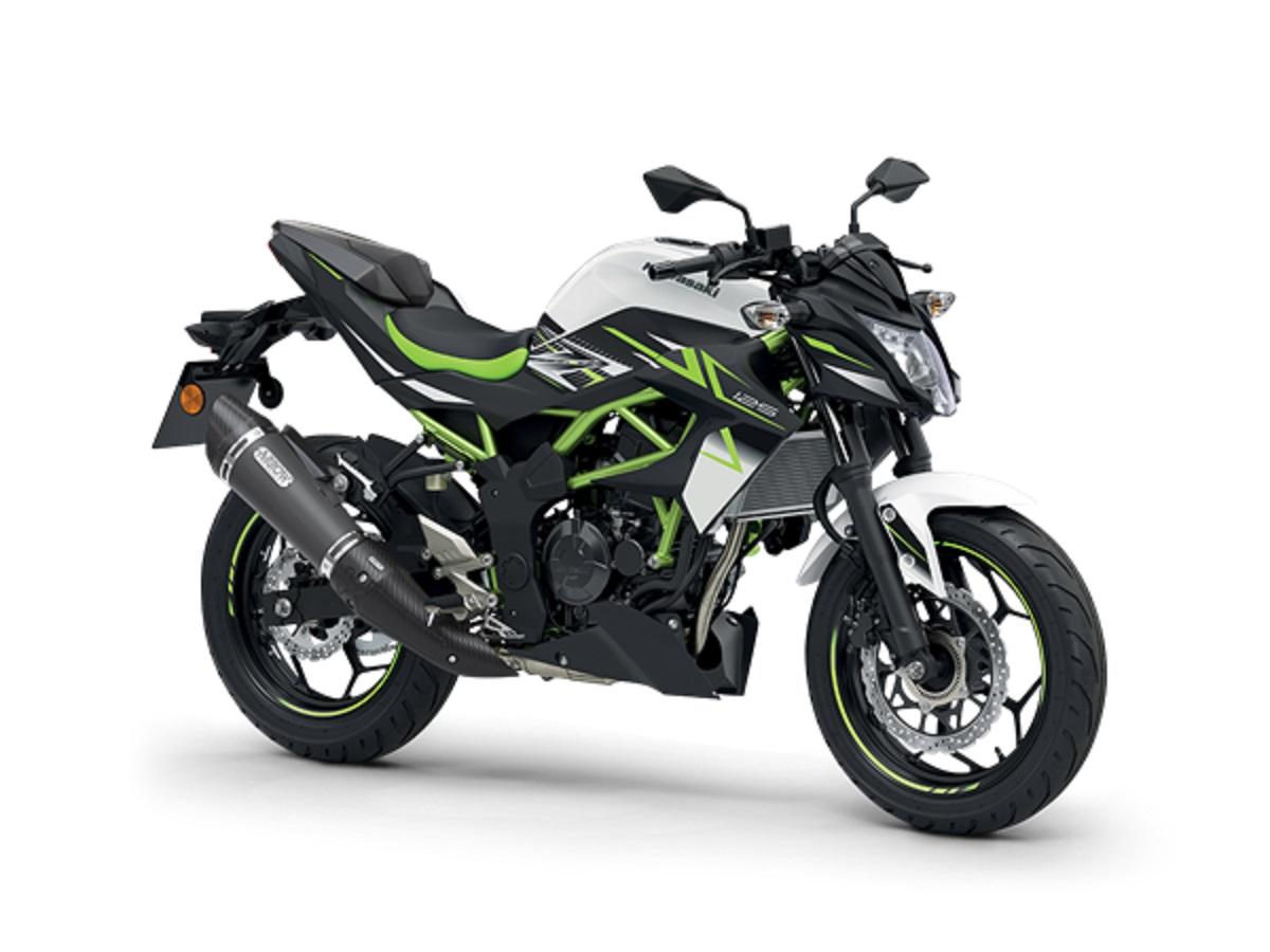 Precios de Kawasaki Z 125 SE Performance 2022
