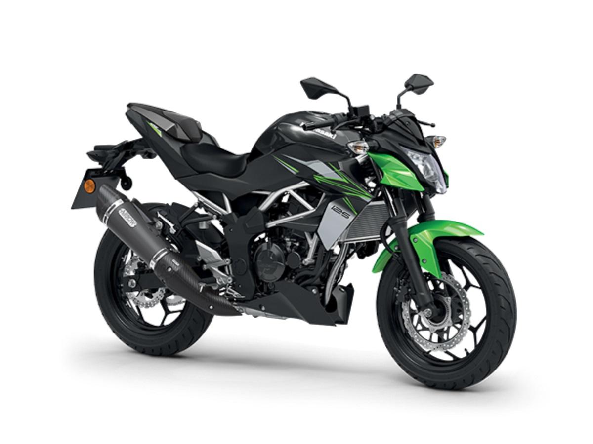 Precios de Kawasaki Z 125 Performance 2022