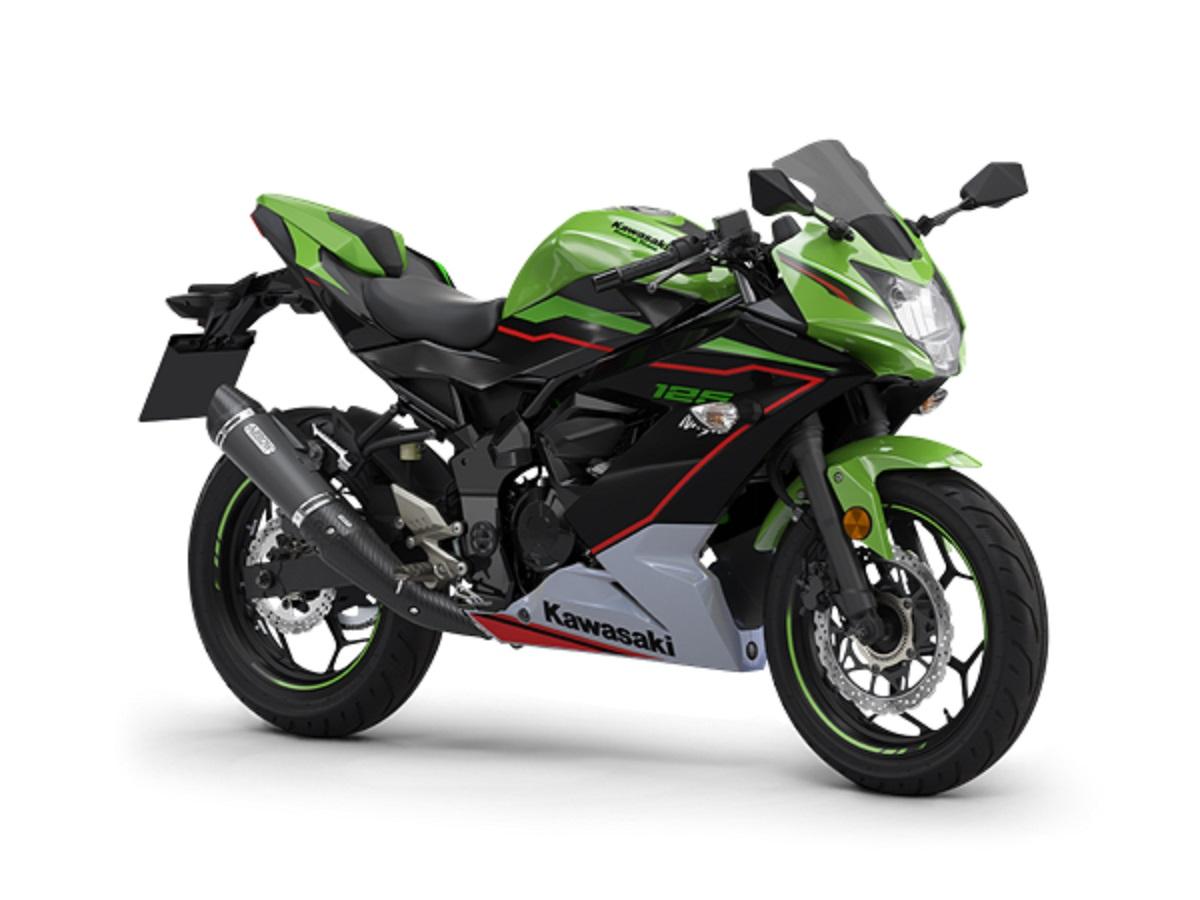 Precios de Kawasaki Ninja 125 Performance 2022