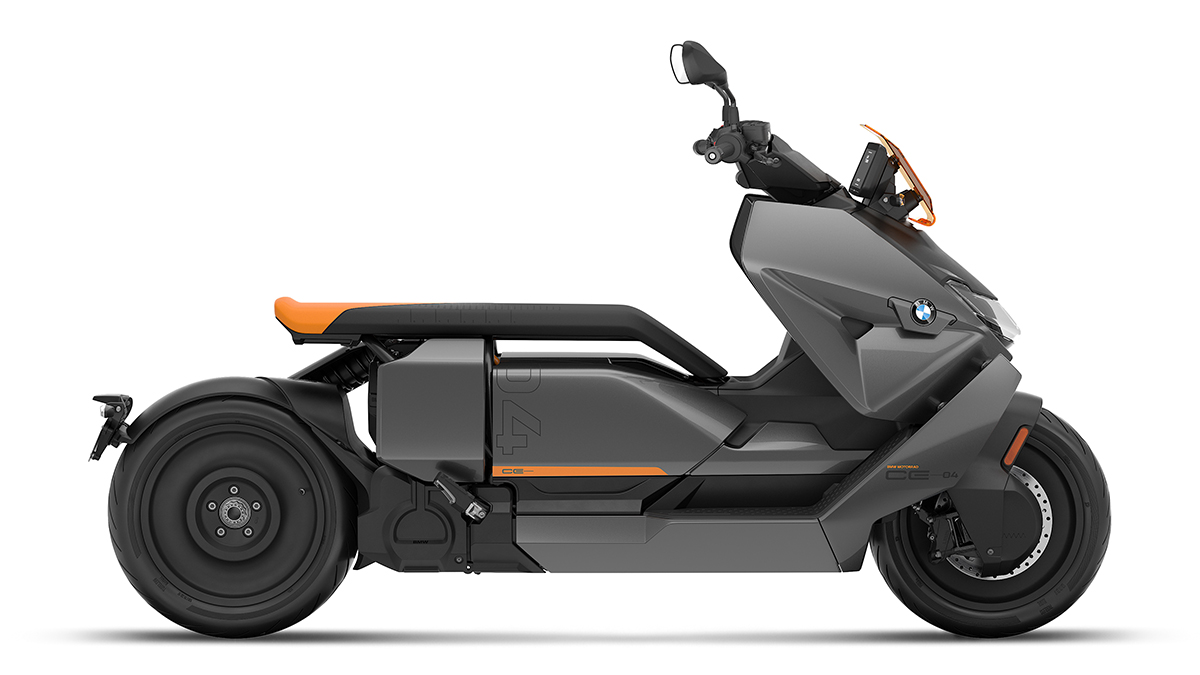 Precios de BMW CE 04