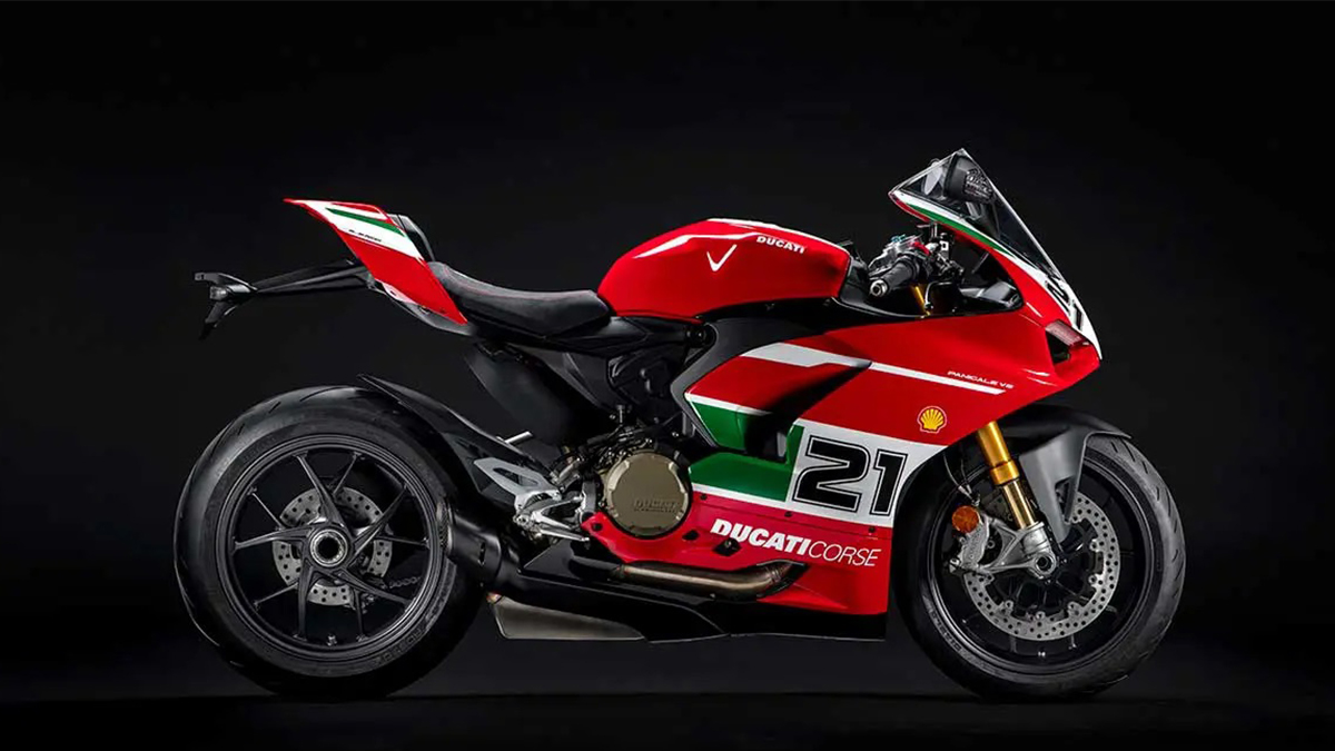 Precios de Ducati Panigale V2 Bayliss