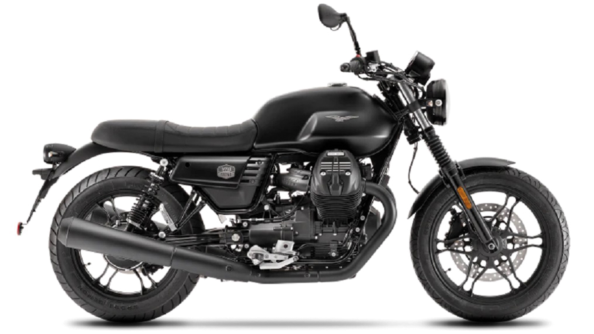 Moto Guzzi V7 III Stone Night Pack 35 kW