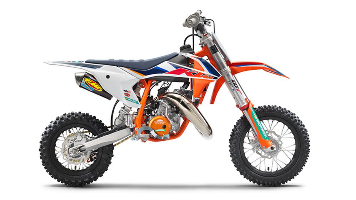 Precios de KTM 50 SX Factory Edition