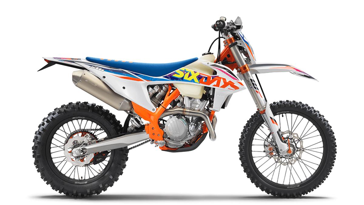 Precios de KTM EXC-F 350 Six Days