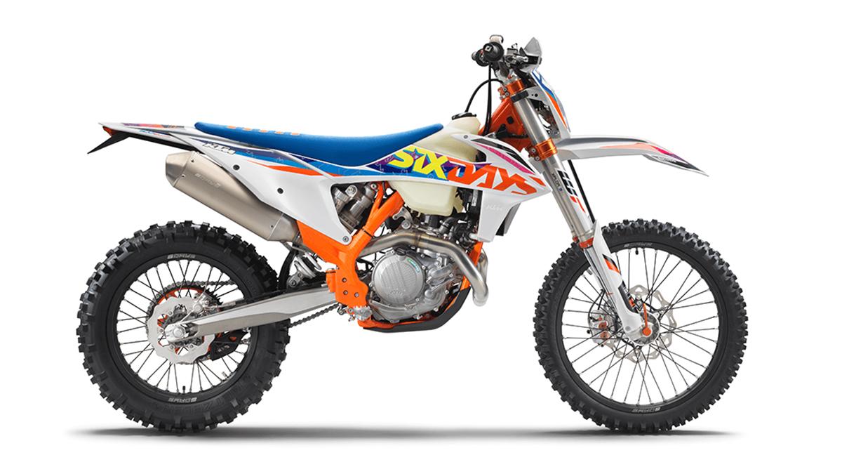 KTM EXC-F 500 Six Days