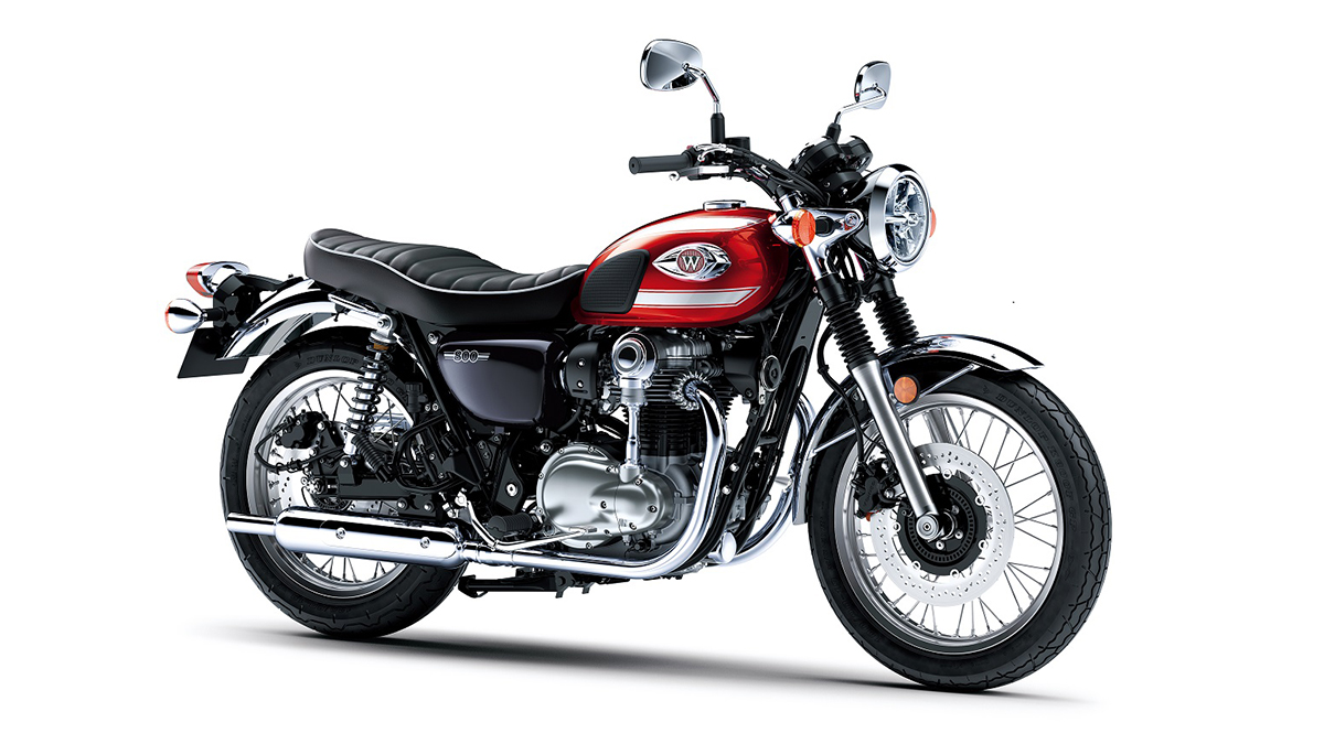 Precios de Kawasaki W 800 2022