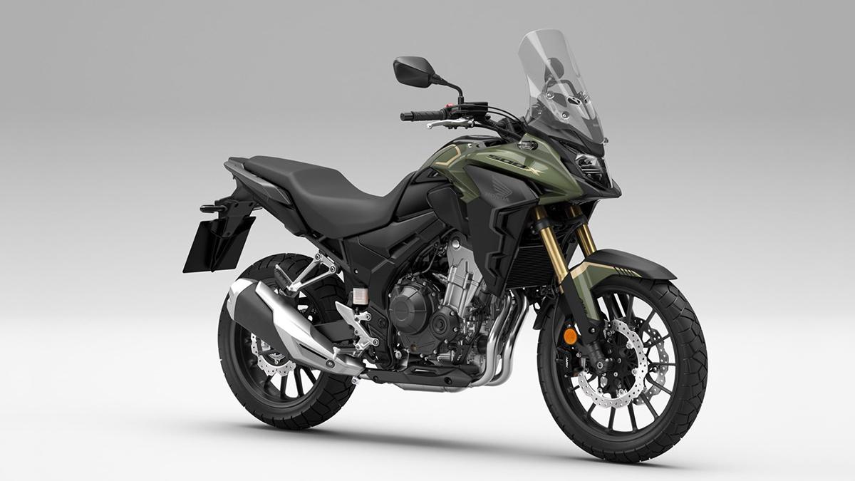 Precios de Honda CB 500 X 2022