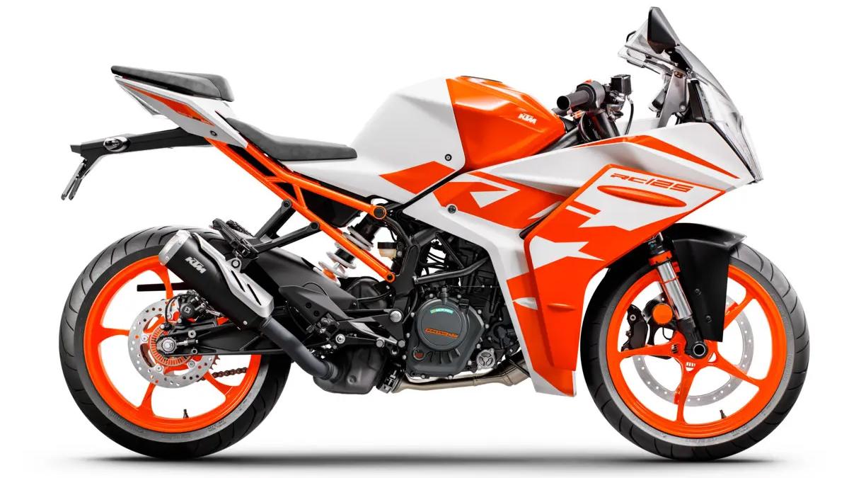 Precios de KTM RC 125 2022