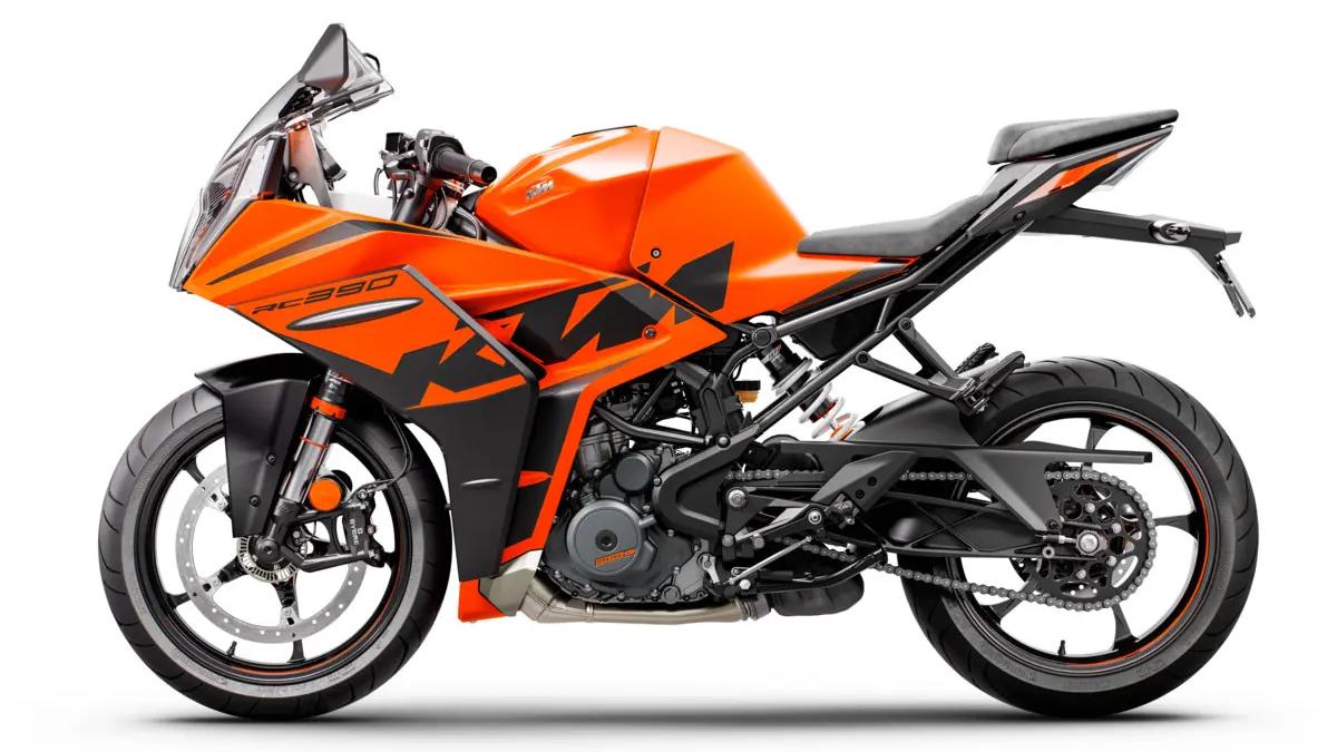 Precios de KTM RC 390 2022