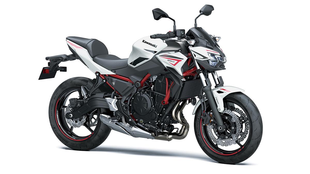 Precios de Kawasaki Z 650 2022