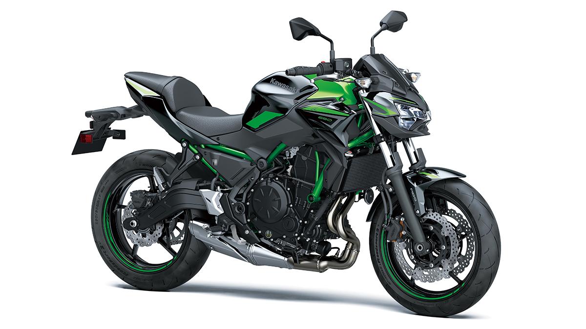 Precios de Kawasaki Z650 SE 2022