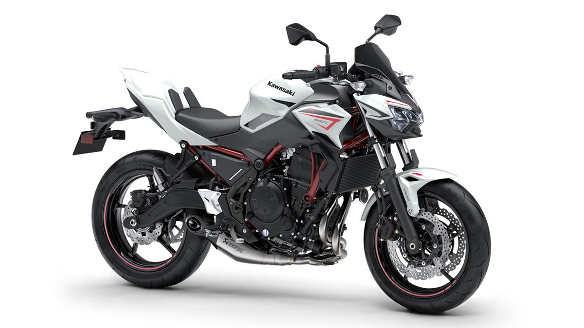 Precios de Kawasaki Z650 SE Performance 2022