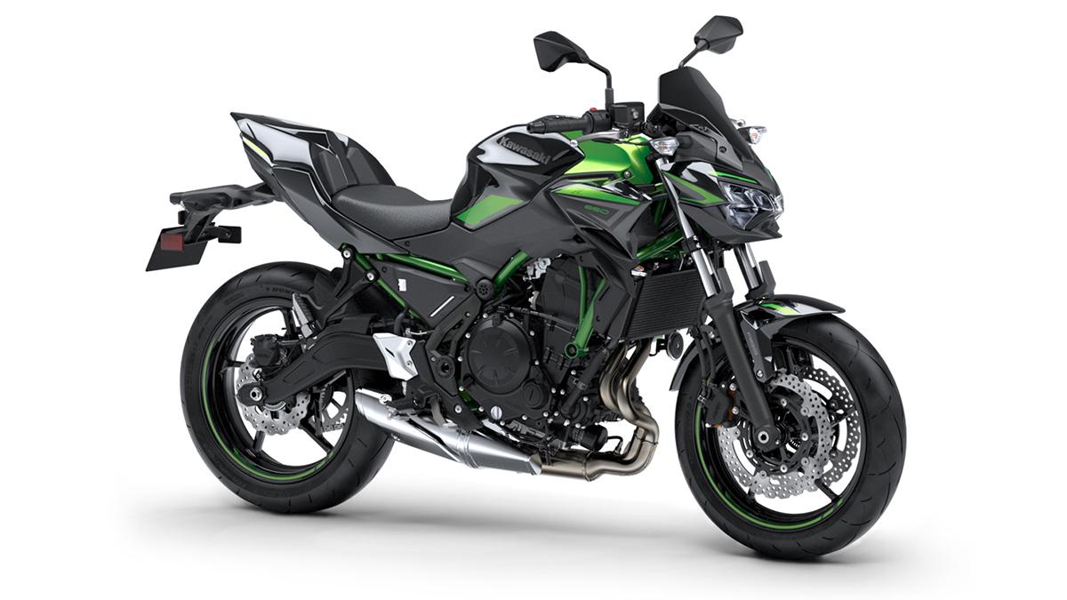 Precios de Kawasaki Z650 Sport 2022