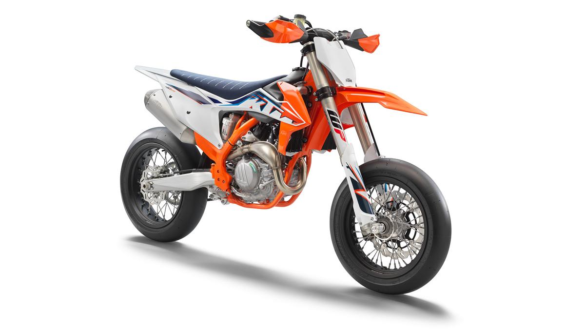 Precios de KTM 450 SMR 2022