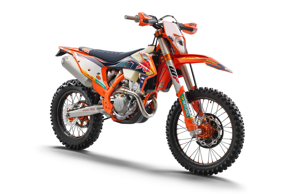 KTM EXC-F 350 Factory Edition