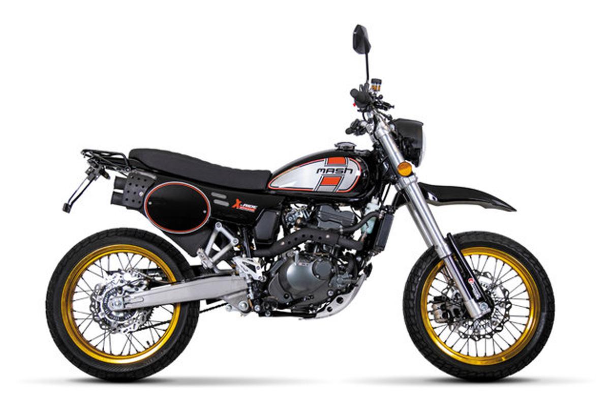 Precios de Mash X-Ride 125