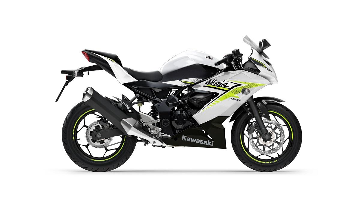 Precios de Kawasaki Ninja 125 SE 2022