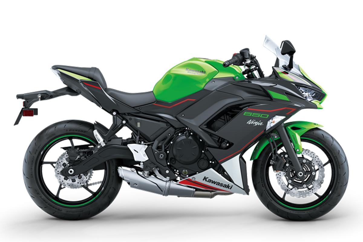 Precios de Kawasaki Ninja 650