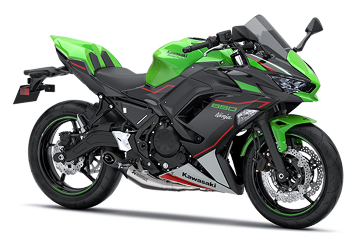 Precios de Kawasaki Ninja 650 SE