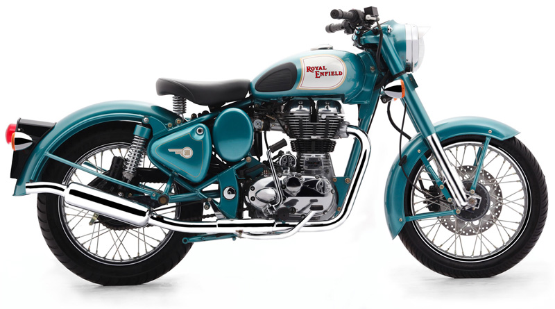Royal Enfield Bullet Electra Classic 500