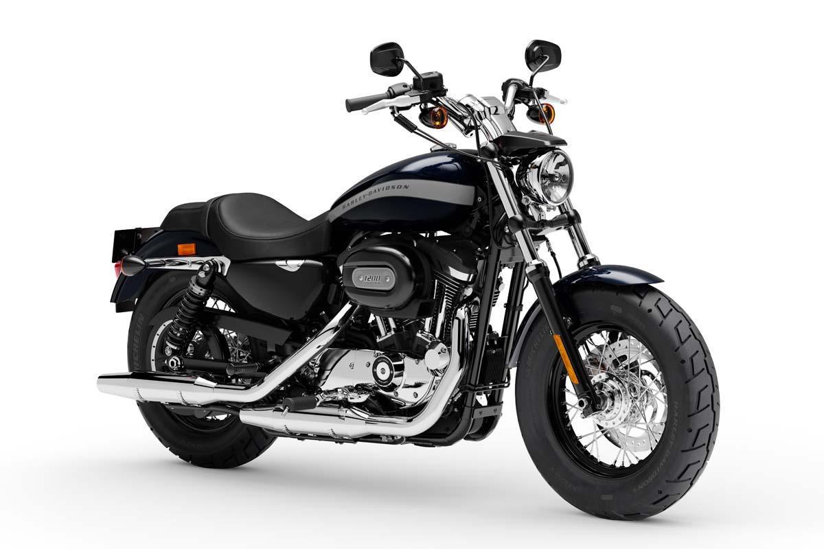 Precios del Harley-Davidson Sportster 1200 Custom