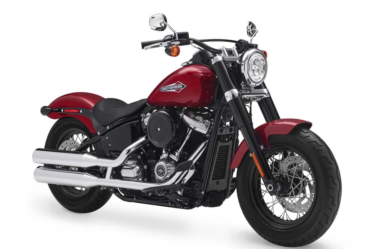 Precios de Harley-Davidson Softail Slim