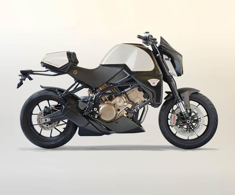 Moto Morini Rebello 1200