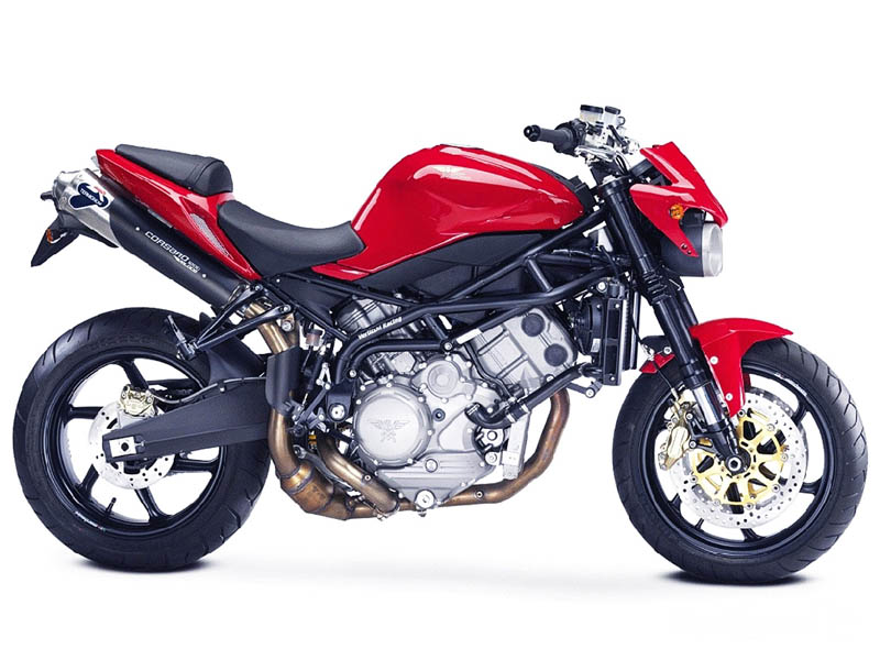 Precios de Moto Morini Corsaro 1200 Veloce