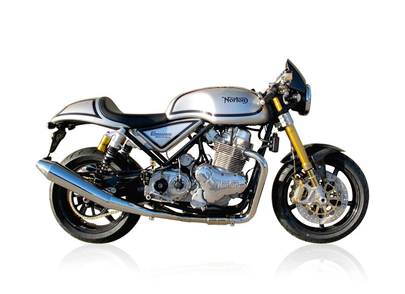 Precios de Norton Commando 961 Café Racer