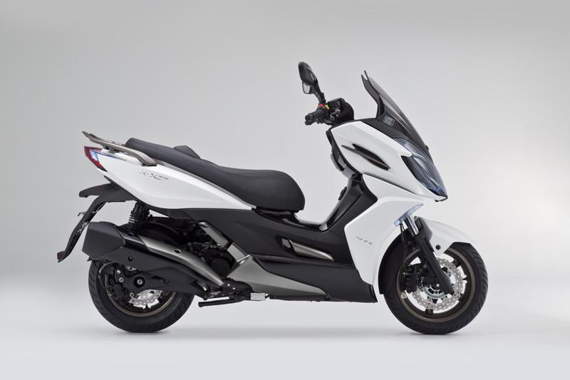 KYMCO K-XCT 300i