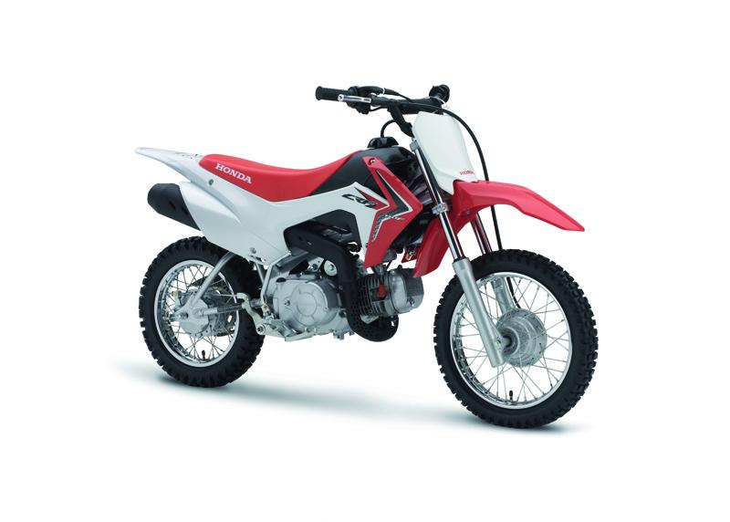 Honda CRF110 F
