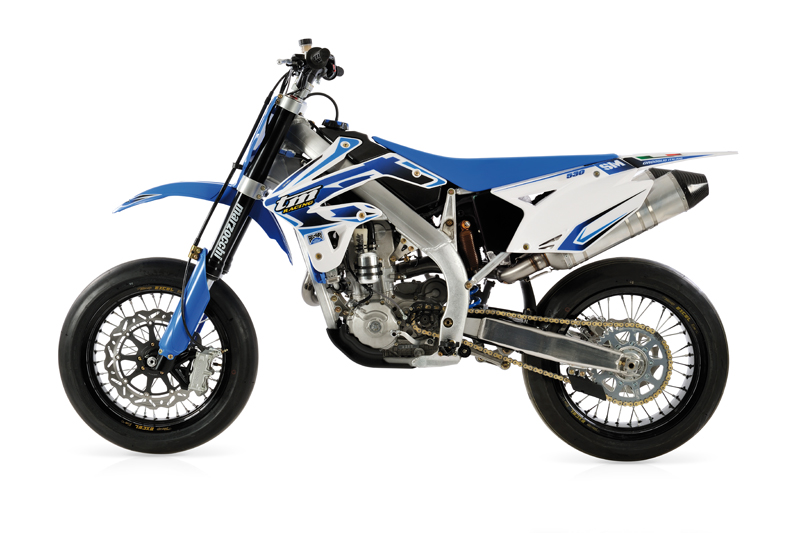 TM SMX 530 F KS Competition