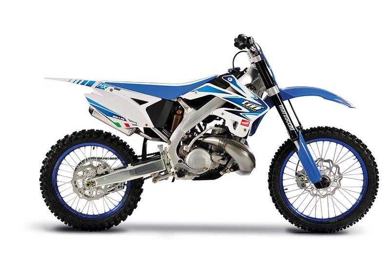 Precios de TM MX 250 SE 2T