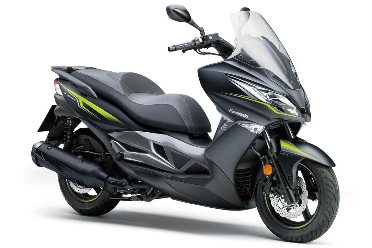 Precios del Kawasaki J300 SE
