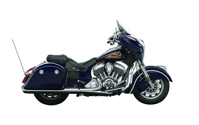 Precios del Indian Chieftain