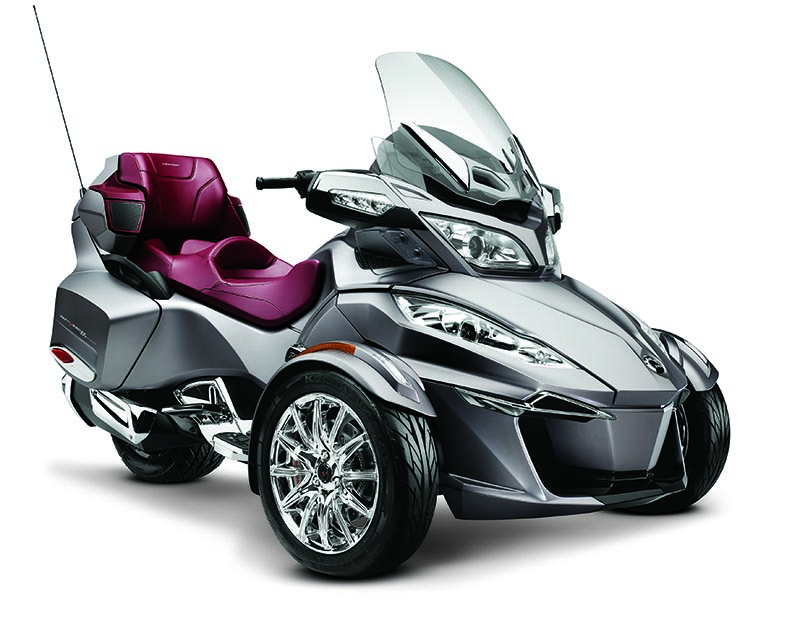 Precios del Can-Am Spyder RT Limited