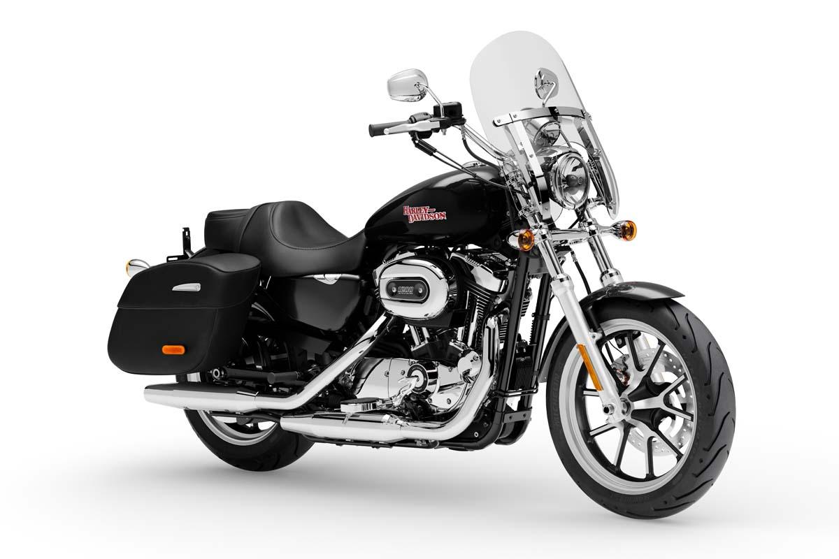 Harley-Davidson Sportster 1200 Superlow T