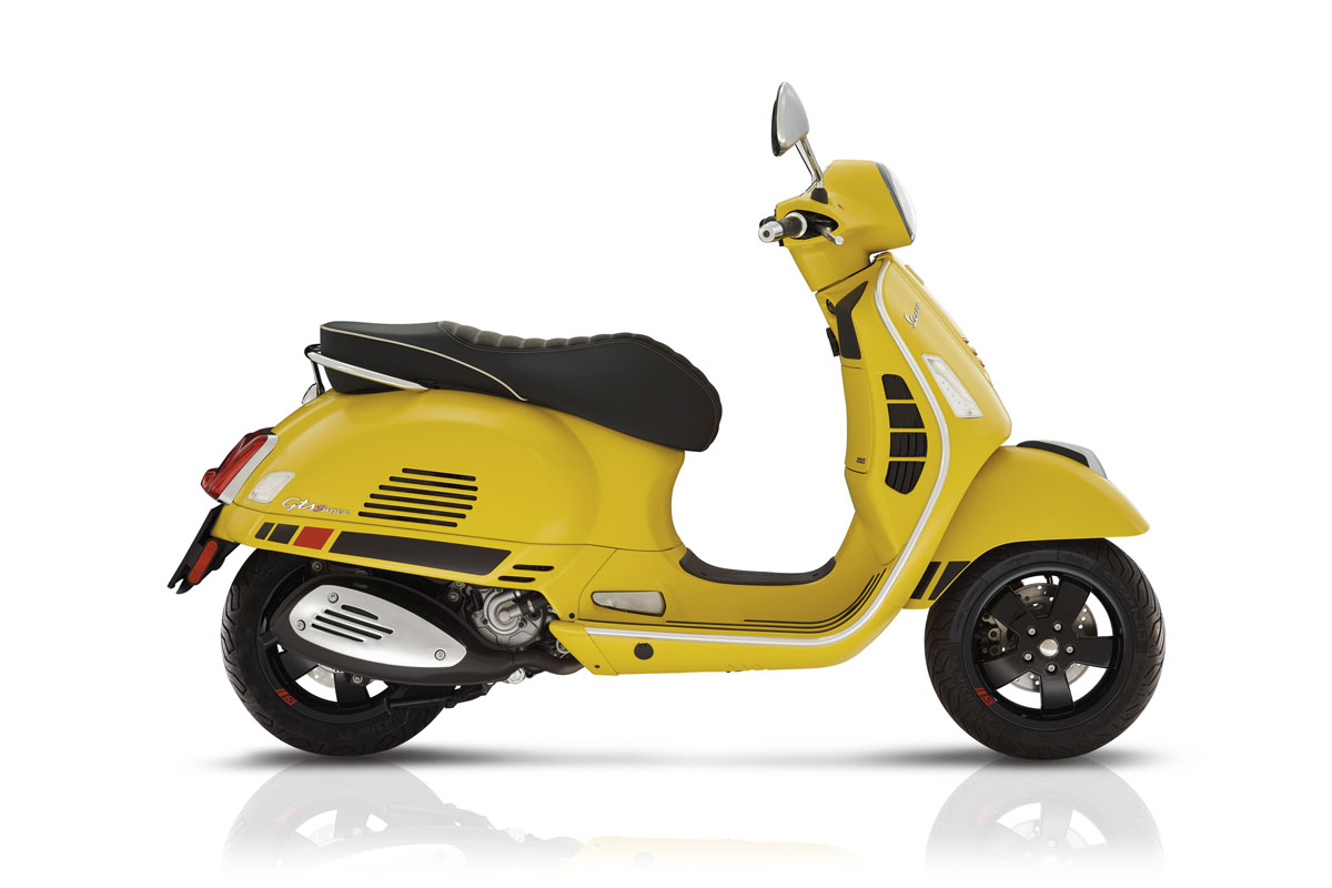Vespa GTS 300 ie SuperSport ABS ASR