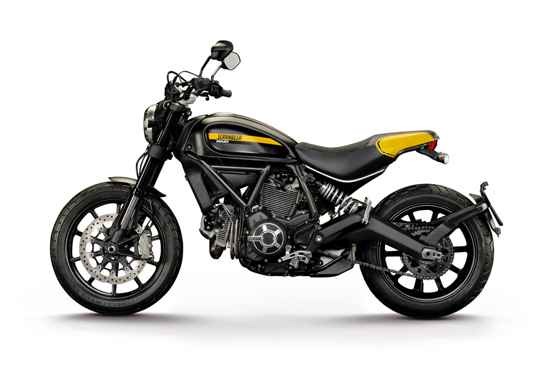 Precios del Scrambler Ducati Full Throttle
