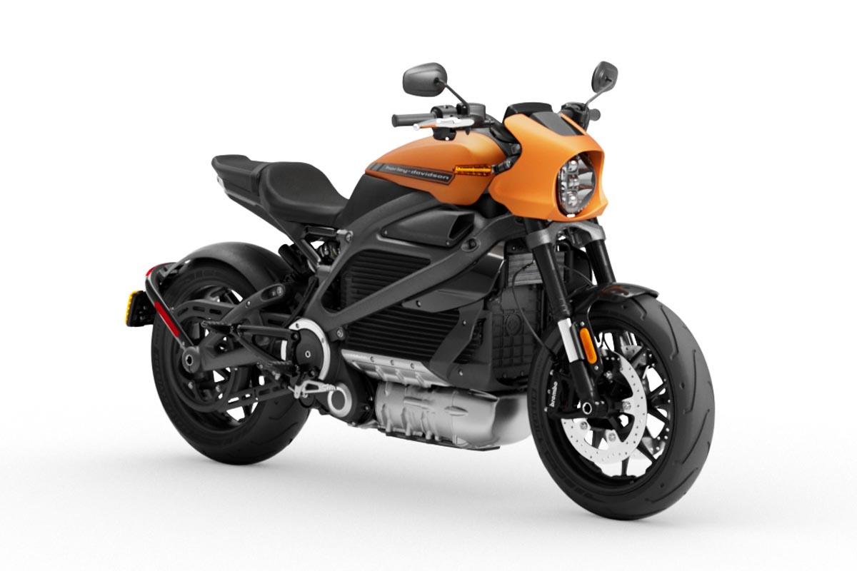 Precios de Harley-Davidson Livewire