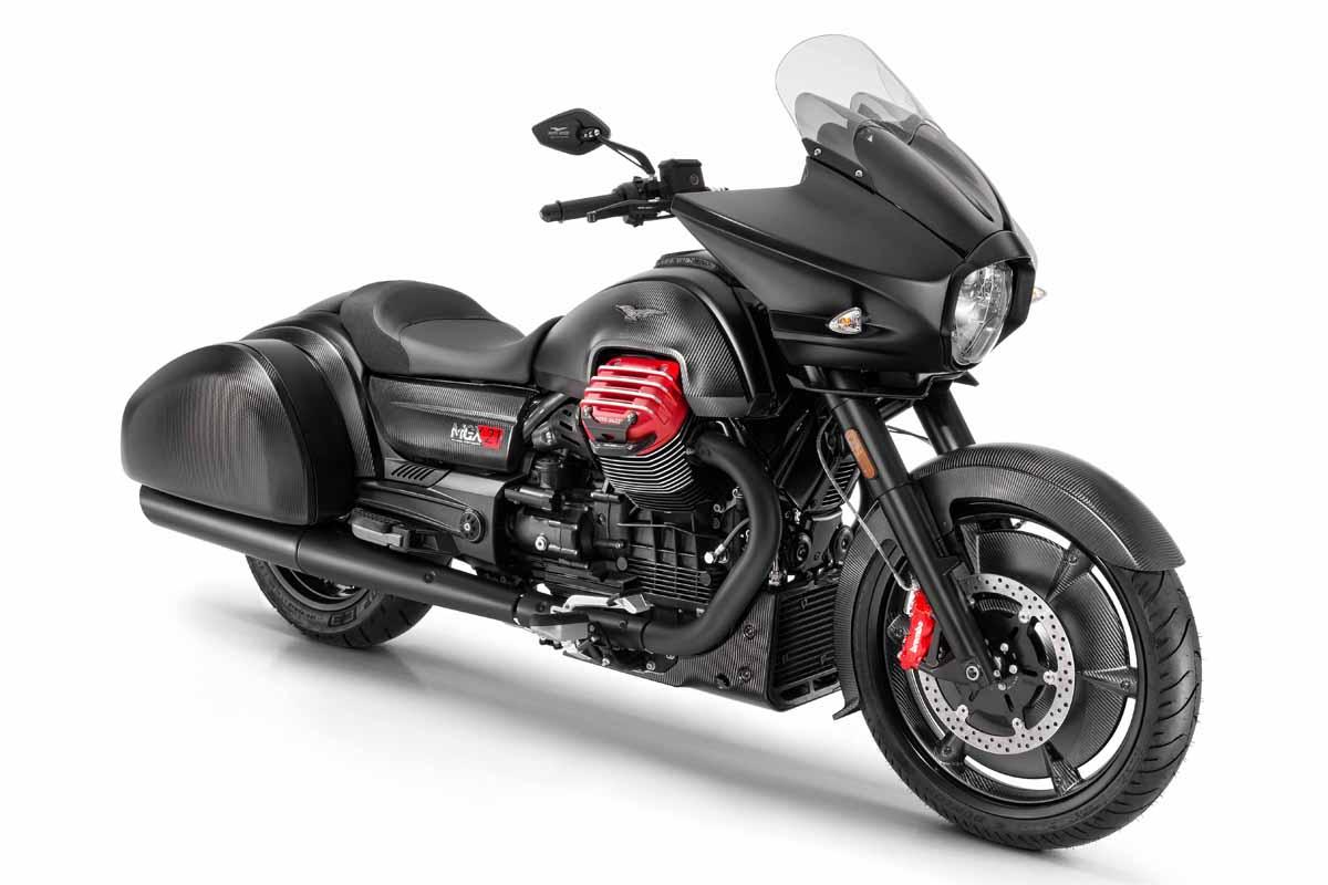 Precios de Moto Guzzi MGX-21