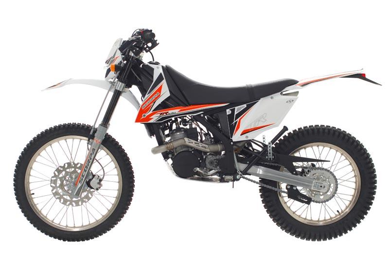 Scorpa T-Ride 125