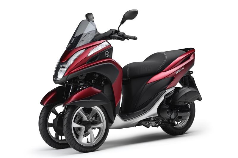 Precios del Yamaha Tricity 125 ABS