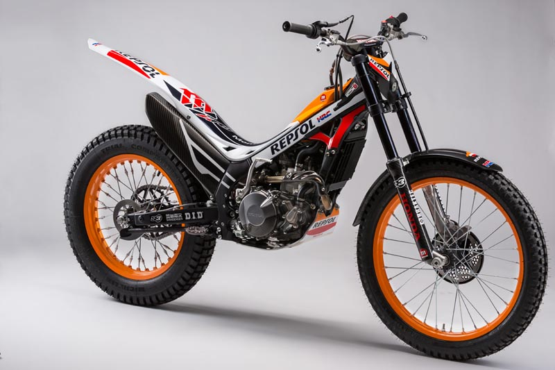 Montesa Cota 4RT Race Réplica